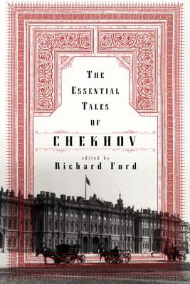 The Essential Tales of Chekhov Cover
