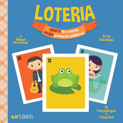 Loteria: More First Words / Más Primeras Palabras Cover Image