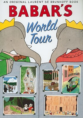Babar's World Tour Cover Image