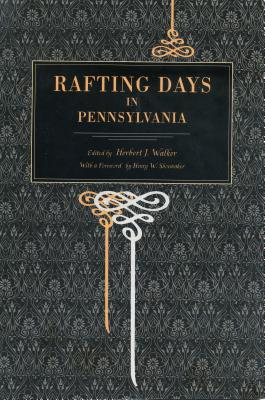 Rafting Days in Pennsylvania Cover