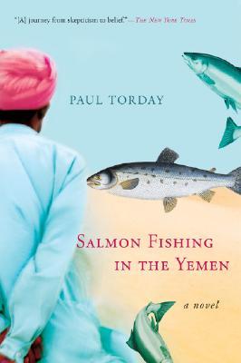 Salmon Fishing in the Yemen Cover