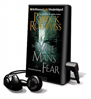 The Wise Man's Fear (Playaway Adult Fiction) Cover Image