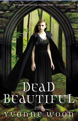 Dead Beautiful Cover