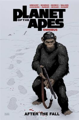 Planet of the Apes: After the Fall Omnibus  Cover Image