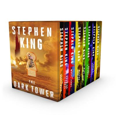 The Dark Tower 8-Book Boxed Set Cover Image
