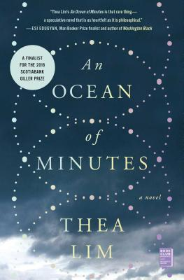 An Ocean of Minutes: A Novel Cover Image