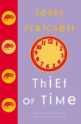 Thief of Time (Discworld) Cover Image