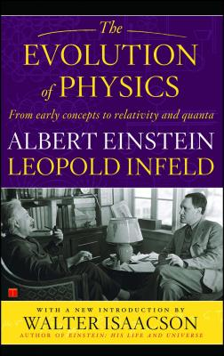Evolution of Physics Cover Image