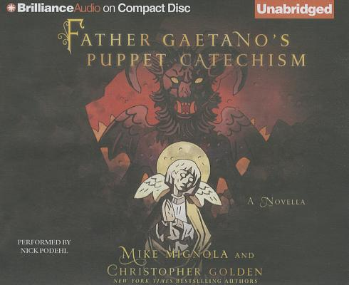 Father Gaetano's Puppet Catechism Cover Image