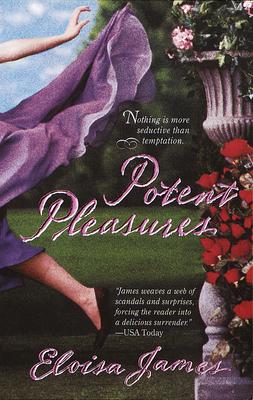 Potent Pleasures (The Pleasures Trilogy #1) Cover Image