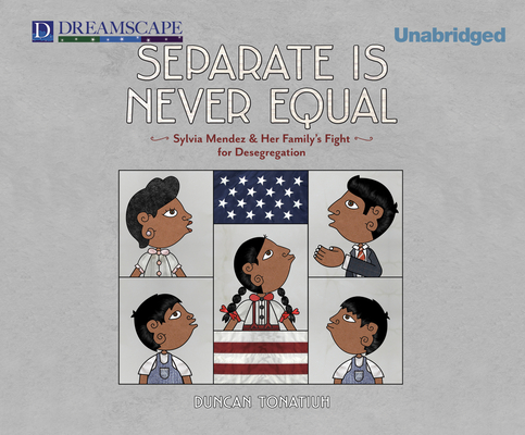 Separate Is Never Equal Cover Image