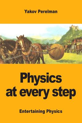 Physics at every step Cover Image