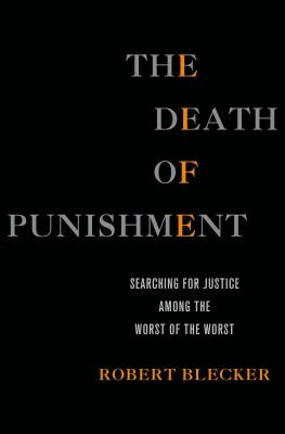 The Death of Punishment Cover
