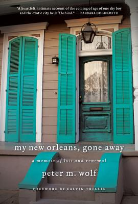 My New Orleans, Gone Away Cover