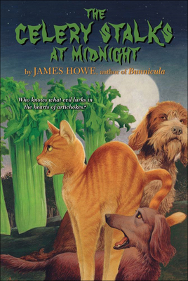 The Celery Stalks at Midnight (Bunnicula Books (Prebound)) Cover Image