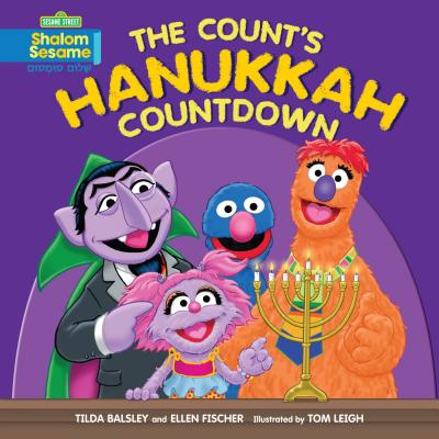 The Count's Hanukkah Countdown Cover