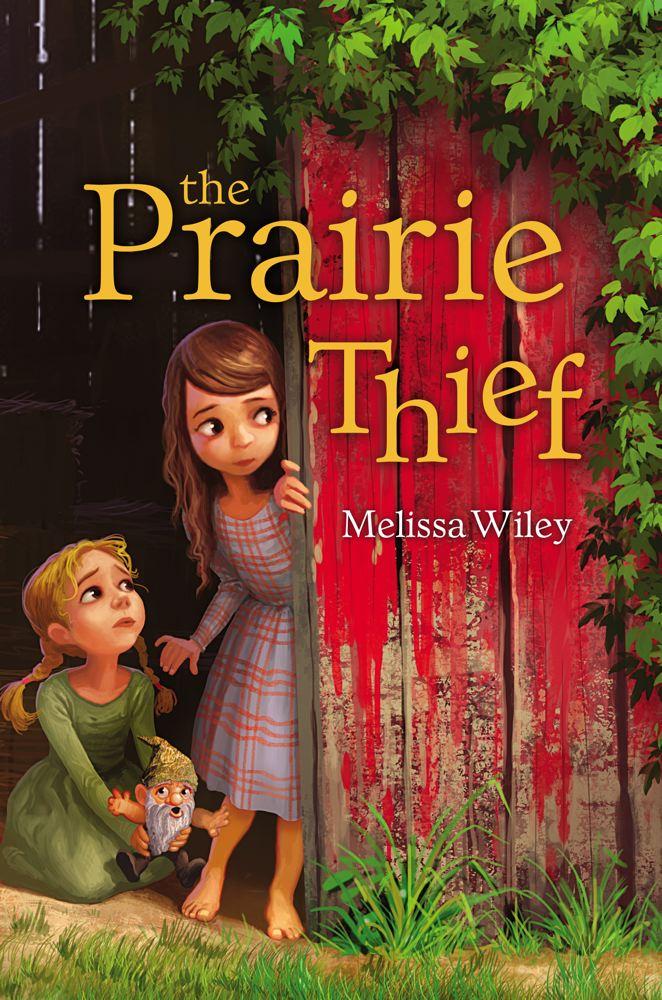 The Prairie Thief Cover