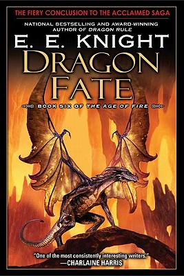 Dragon Fate: Book Six of The Age of Fire Cover Image