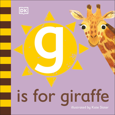 G is for Giraffe Cover Image