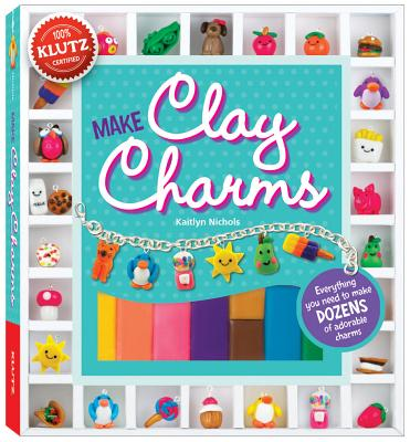 Make Clay Charms Cover Image