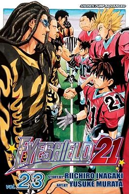 Eyeshield 21, Vol. 23, 23 Cover Image