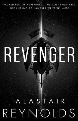 Revenger (The Revenger Series #1) Cover Image