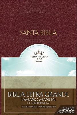 RVR 1960 Biblia Letra Granda Tamano Manual Cover