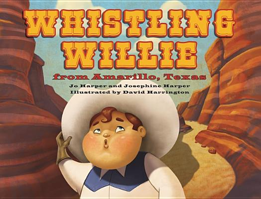 Whistling Willie from Amarillo, Texas Cover Image