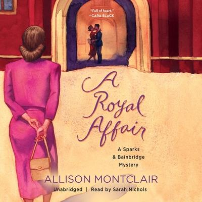 A Royal Affair Lib/E Cover Image
