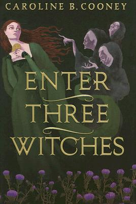 Enter Three Witches Cover
