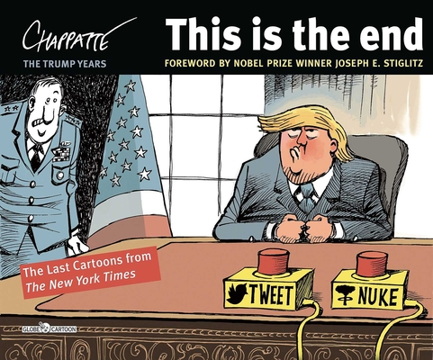 This Is the End: The Last Cartoons from the New York Times Cover Image