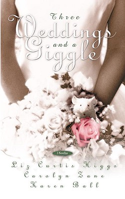 Three Weddings and a Giggle Cover