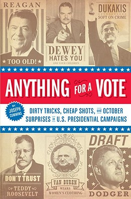 Anything for a Vote Cover