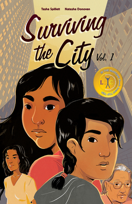 Surviving the City, Volume 1 Cover Image