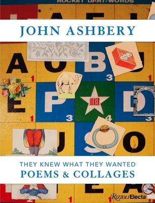 Cover for John Ashbery