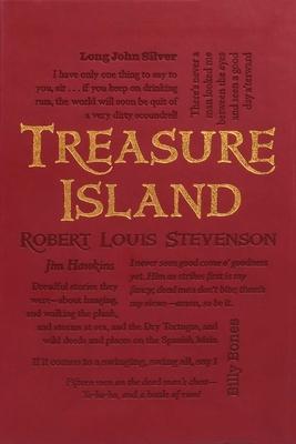 Cover for Treasure Island (Word Cloud Classics)
