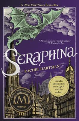 Seraphina Cover