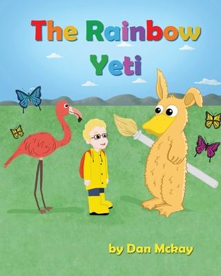 The Rainbow Yeti Cover Image
