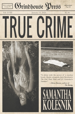 Cover for True Crime