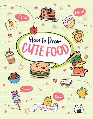 How to Draw Cute Food Cover Image