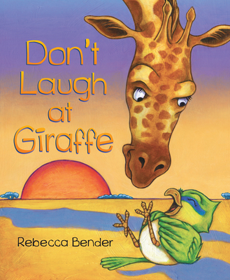 Don't Laugh at Giraffe Cover