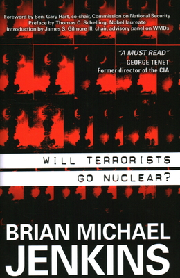 Will Terrorists Go Nuclear? Cover