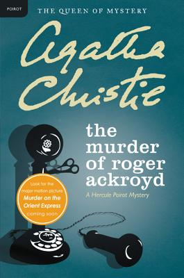 The Murder of Roger Ackroyd Cover
