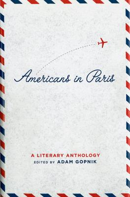 Cover for Americans in Paris