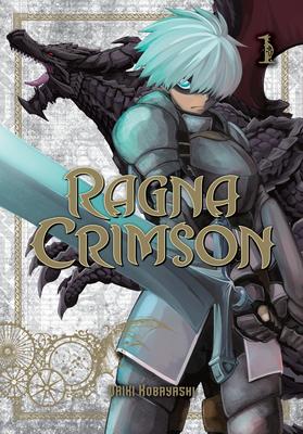 Ragna Crimson 01 Cover Image