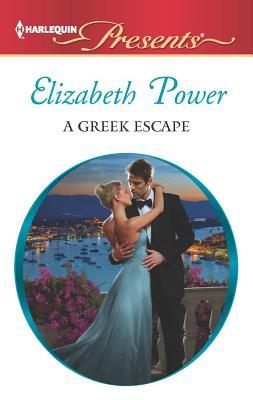 A Greek Escape Cover