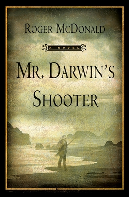 Cover for Mr. Darwin's Shooter