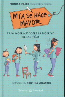 MIA Se Hace Mayor Cover Image