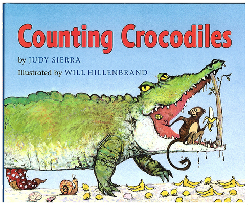 Counting Crocodiles Cover Image