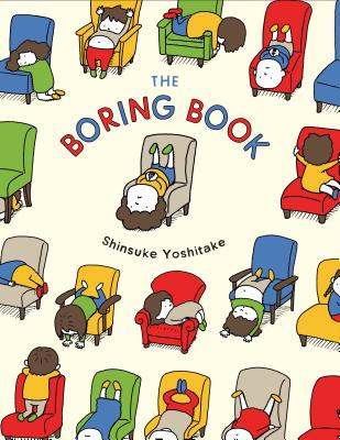 The Boring Book Cover Image